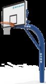 舒华品牌  场地设施  ?JLG-101D地埋式标准篮球架