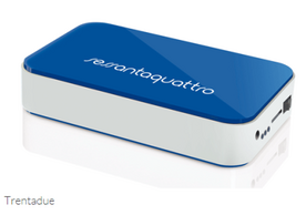 利用WiFi的64通道表面肌电信号装置Sessantaquattro