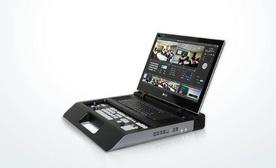 现代中庆 无线便携录播系统  M1700,五分钟部署,专业导播,一键直播