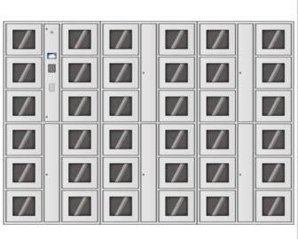 学校学生储物柜丨智能存放柜丨联网刷卡存储柜丨自动存包柜丨电子寄存柜丨物品暂存柜丨校园寄包柜