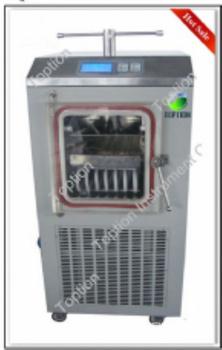小型电加热压盖系列冷冻干燥机