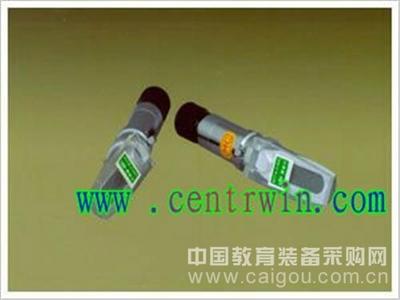 手持糖量计/手持式折光仪(50%-80%) 型号:SHGWYT-5