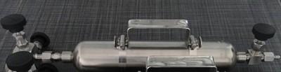 液氯取样钢瓶 氯气取样钢瓶  型号:ST1-BPL-A