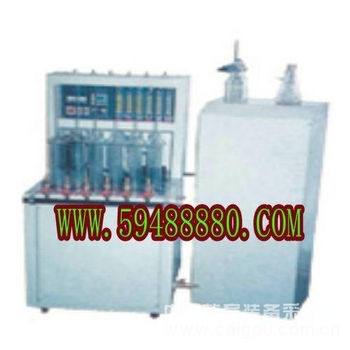 馏分燃料油氧化安定性测定仪( 加速法六孔位) 型号:FCJH-145