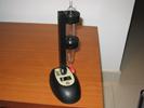 电子皂膜流量计/数字皂膜/液体流量计/电子皂沫流量计(2mL/min~2L/min)型号:HAD-GL-103A