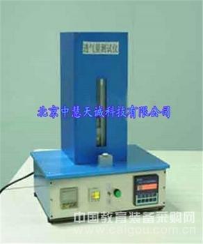 透气性测试仪 型号:FADJ-90