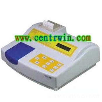 浊度计/浊度仪(带打印) 型号:SX-RWGZ-2P