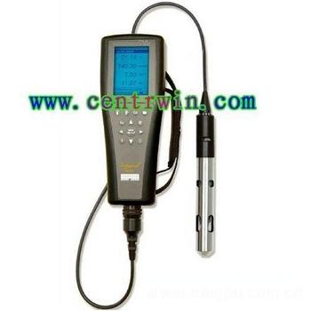 手持式野外水质测定仪/实验室水质分析仪(溶解氧+电导率+4米电缆) 型号:MG-HYSI ProPlus
