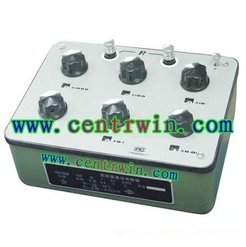实验室直流电阻器/直流电阻箱 型号:GS-LZX25A