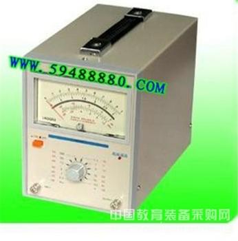 交直流毫伏表 型号:CVE-321