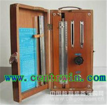 光干涉甲烷检定器综合校正仪 型号:HZGJX-2