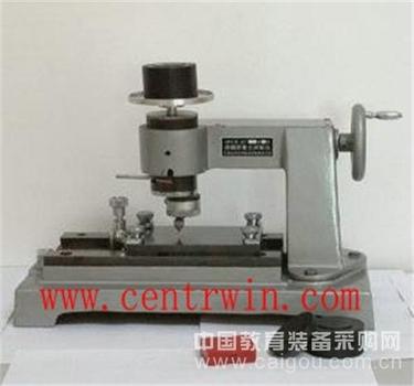 附着力试验仪/涂层涂膜附着坚牢程度测试仪/涂膜附着力检测仪 型号:JKN-QFZ