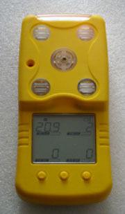 气体检测报警仪/二合一气体检测仪/一氧化碳二氧化碳检测仪 型号:HAD-2