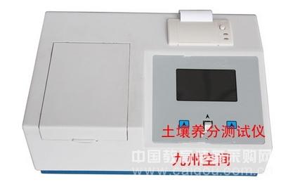 便携式土壤养分测定仪/型号JZ-600