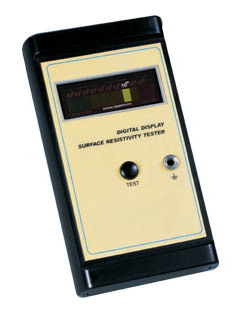 表面电阻测试仪(数显)/电阻测试仪 型号:HA1BK485E