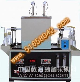 深色石油产品硫含量试验器 (管式炉法)型号: HCJ1-SYD-387