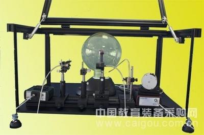 光纤光谱仪应用综合实验仪