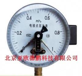 一般电接点压力表/接点压力表/压力表(0-0.6MPA)