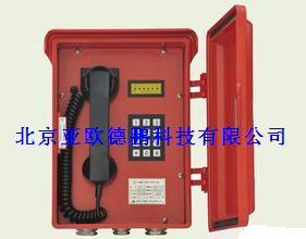 防爆扩音指令对讲电话机/对讲电话