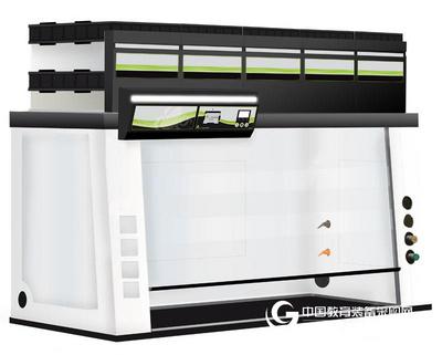 绿飞蝴高效能净气型通风柜GFH7500