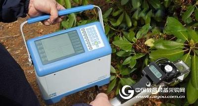 CIRAS-3便携式植物光合作用测定仪