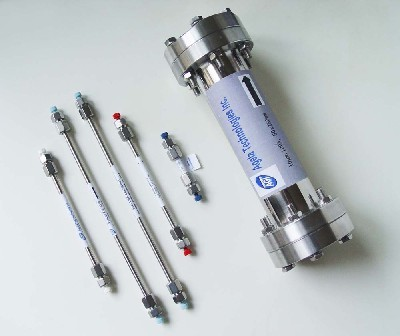 制备柱 Venusil MP-C18, 50x250mm, 10um