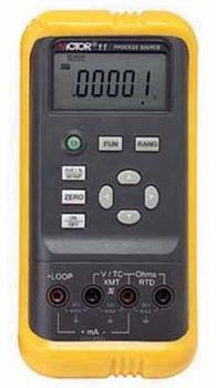 VICTOR 11过程信号校验仪