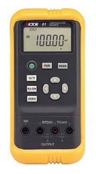 VICTOR 01温度校验仪