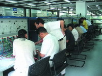 SXK-780A/b/c/d  高级工电子技术实训考核装置