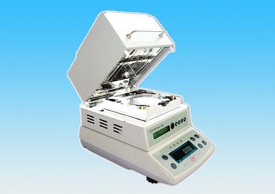 智能水份测定仪(卤素灯加热)