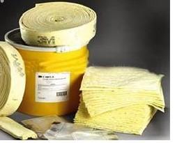 3M化学吸收棉泄漏应急处理箱