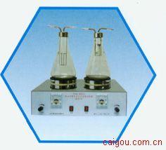 原油和燃料油中沉淀物试验器(抽提法)