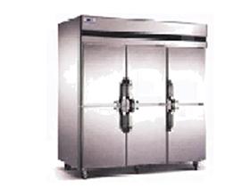 六封门单温冷冻柜(不锈钢内胆)