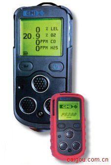 泵吸式四合一气体检测仪PS200