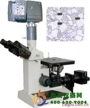 三目电脑金相显微镜