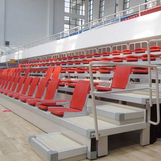 HKCG-KTY-Y005  前置式翻板座椅