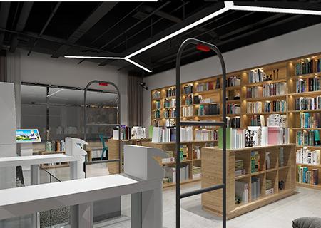 智慧圖書館-創客空間-錄播室-智慧教室