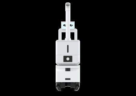 锐曼 消毒机器人  雾化/喷雾  自主移动/自动充电/可上下电梯
