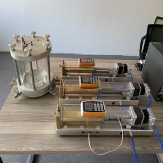 拓测仪器三轴渗透实验系统SZST