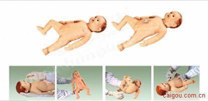 高级婴儿护理模型(男婴、女婴人选)