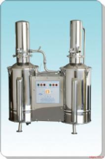 电热不锈钢重蒸馏水器