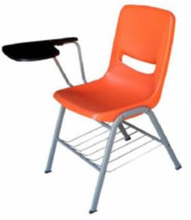 培训椅/带写字板学习椅/培训班课桌椅