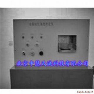 炭电极抗压强度测定仪 型号:CMT-20