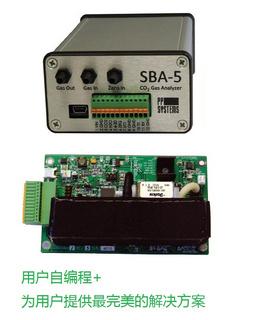 美国 PP SYSTEMS品牌  SBA-5 CO2气体监测仪