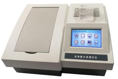 多参数水质测定仪 (COD 氨氮 总磷 浊度)