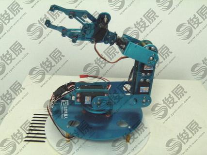 6自由度工业机器人