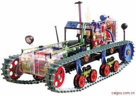 军用越野汽车、牵引车、战车