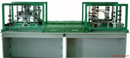 创新及机械机构运动方案拼装实验台(新品)