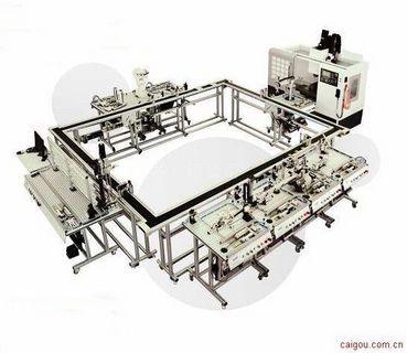 BP-F1201 FMS柔性加工制造系统