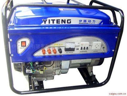 上海7.5KW三相永磁汽油发电机